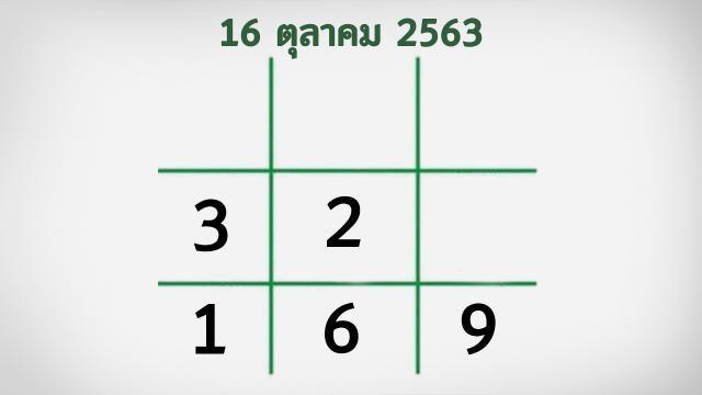 หวยไทยรัฐ161063